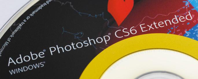 PhotoshopのインストールCD