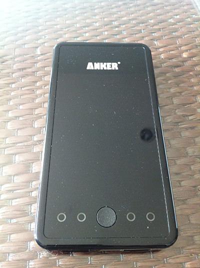 Anker Astro3E 大容量モバイルバッテリー