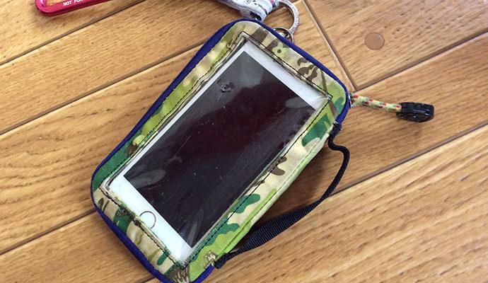 iphone財布