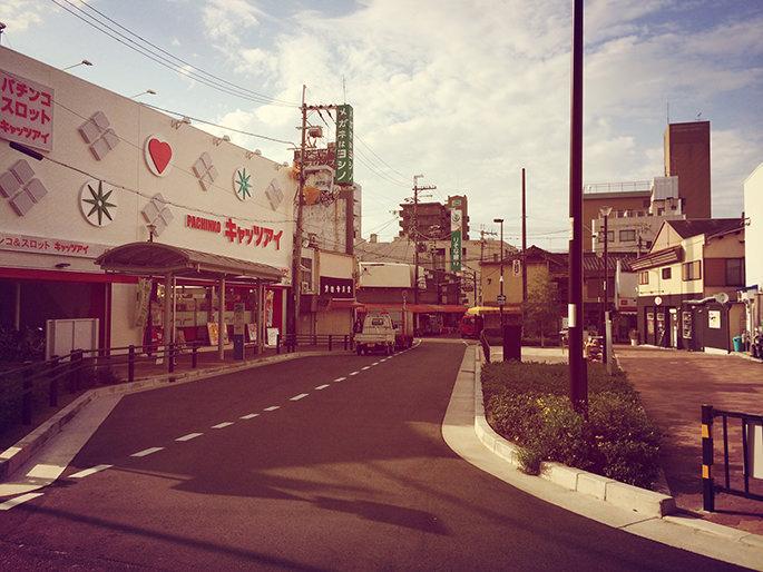 泉佐野 駅前