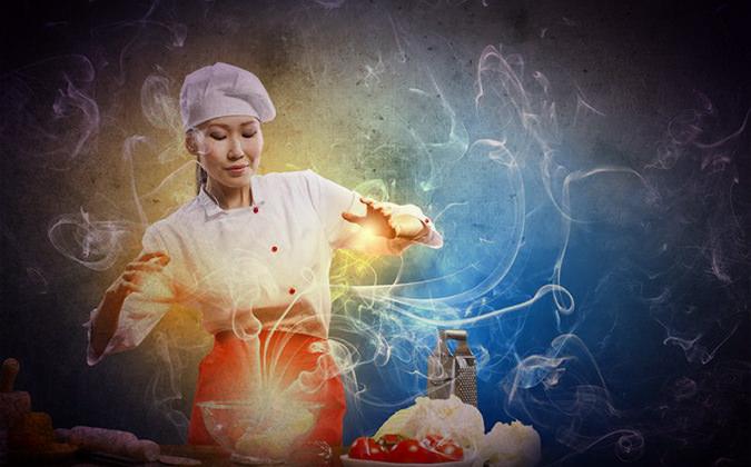 魔法的なレシピ
