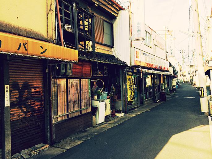 泉佐野駅を少し歩けば