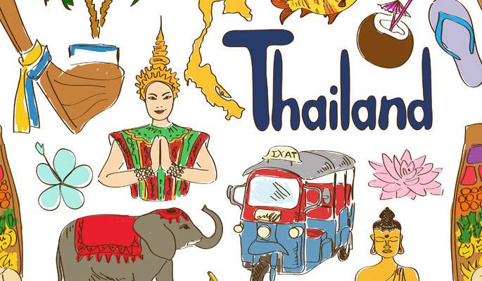 タイはバンコクにて独身フリーランスの一日。一ヶ月の生活費も。