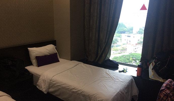 V ホテルラベンダーの部屋