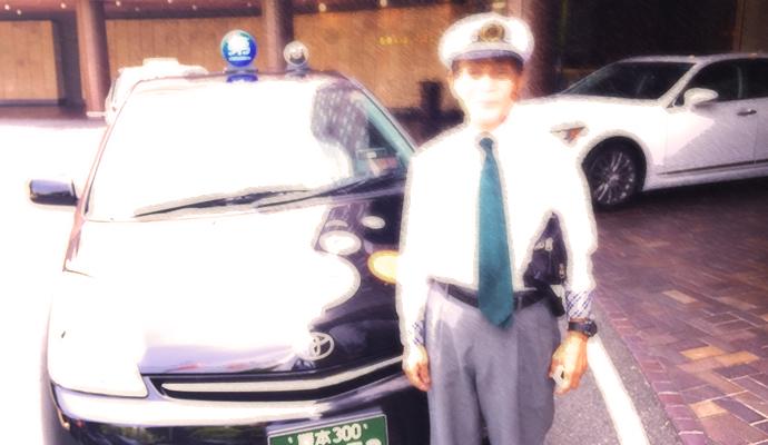 くまモンタクシーサイド ドライバー