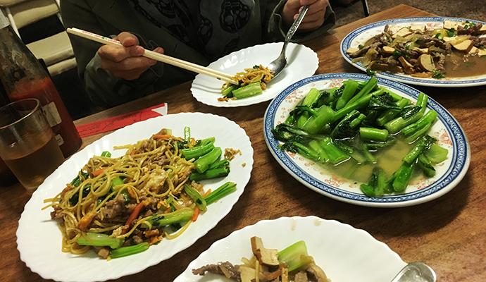 中華料理最高