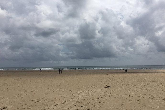 ポルトのビーチ