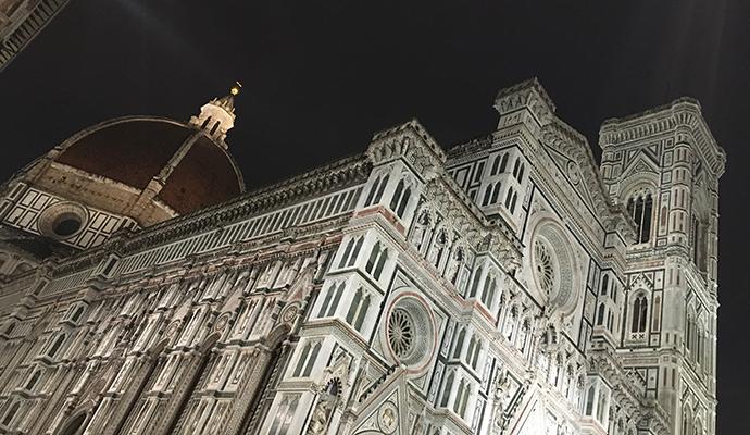 フィレンチェの大聖堂