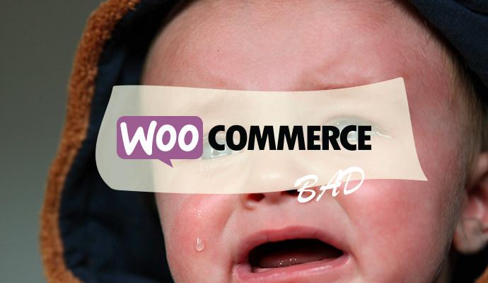 WooCommerceのデメリット