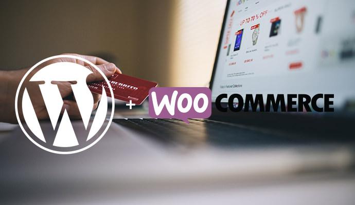 wordpress + WooCommerce = ネットショップ