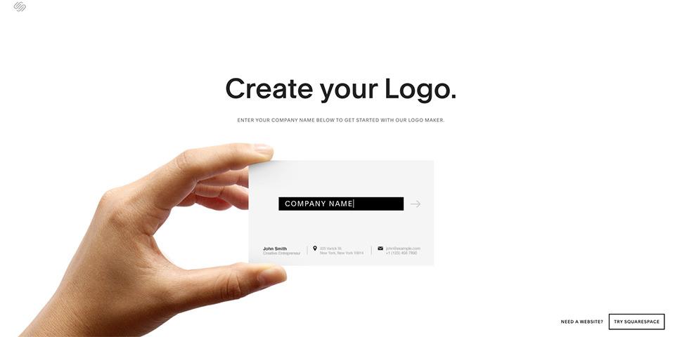Logo Maker Squarespace