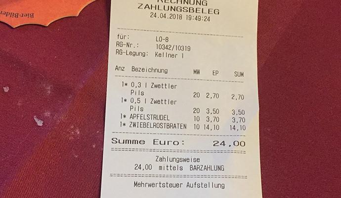 Zwiebelrostbraten receipt 20180503