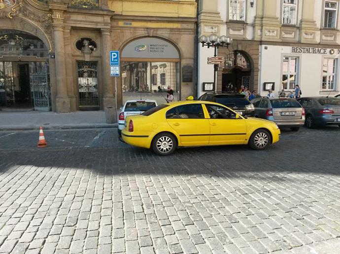 ぼったくりタクシー