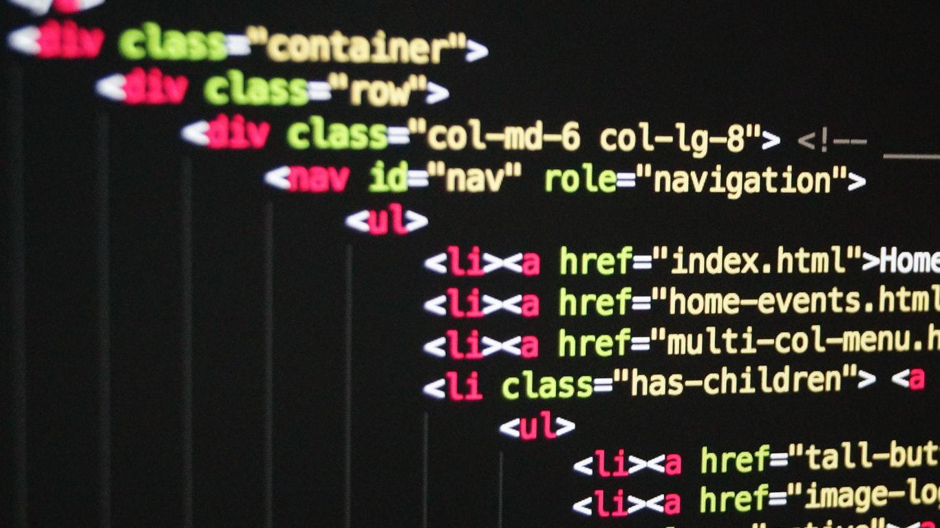 html モニター